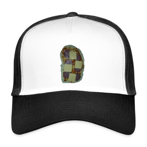 gueffelspizza ausgeschnit - Trucker Cap