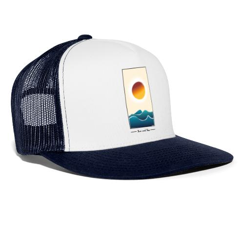 sunandsea - Trucker Cap