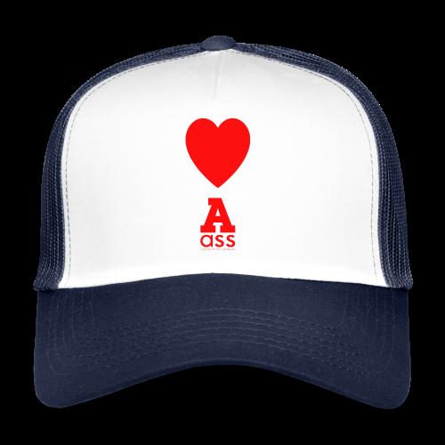 HERZ ASS - Trucker Cap