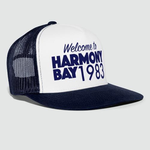 Welcome to Harmony Bay 1983 - Trucker Cap