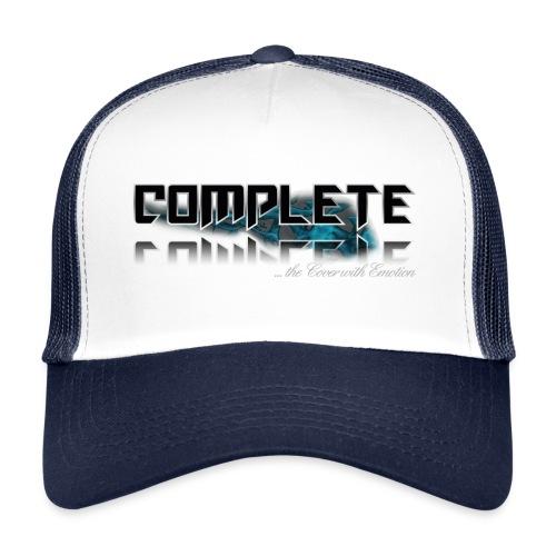 T Shirt Hinten Oben png - Trucker Cap