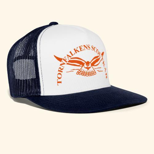 Tornfalkens scoutkår Logo - Trucker Cap