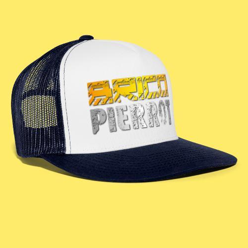 T-shirt sombre - Trucker Cap