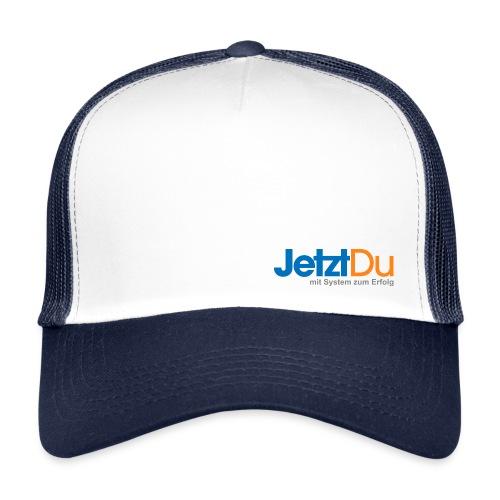 JetztDuLogo ArtWork1 - Trucker Cap