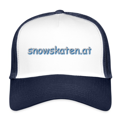 snowskaten.at - Trucker Cap