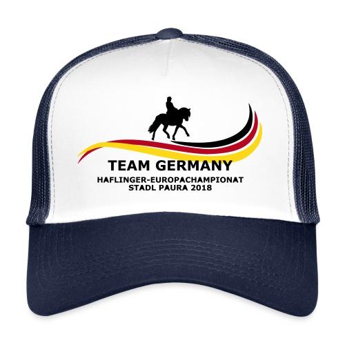 Team EUCH Dressur_Pfad - Trucker Cap