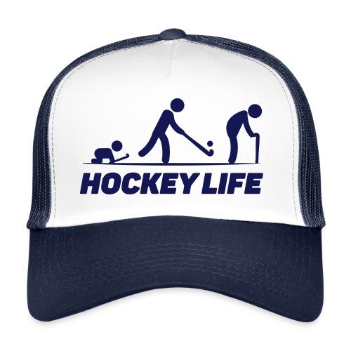 Hockey Life - Trucker Cap
