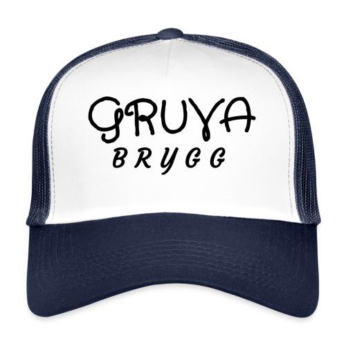 Gruva Brygg 4 - Trucker Cap