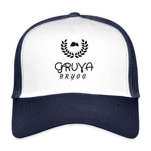 Gruva Brygg 8 - Trucker Cap