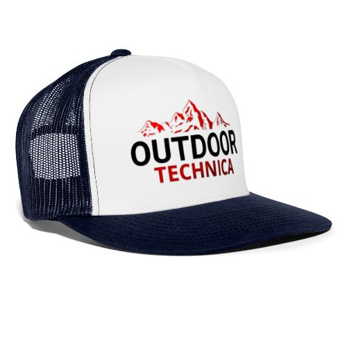 Outdoor Technica - Trucker Cap