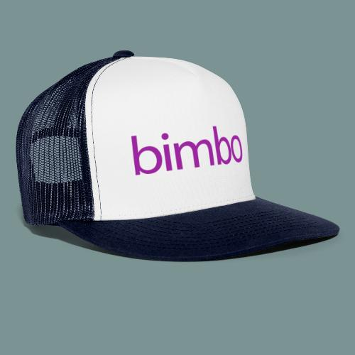 Bimbo - Trucker Cap