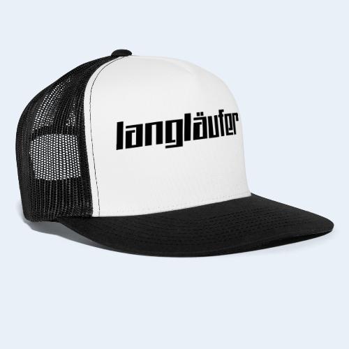 langlaeufer_font_6 - Trucker Cap
