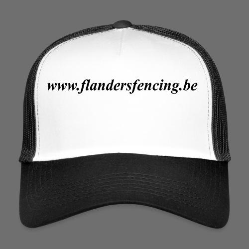 wwww.flandersfencing.be - Trucker Cap