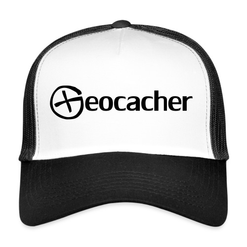Geocacher - Trucker Cap
