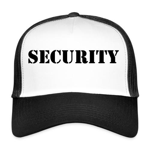 Security - Trucker Cap