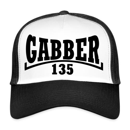 logo gabber 01 - Trucker Cap