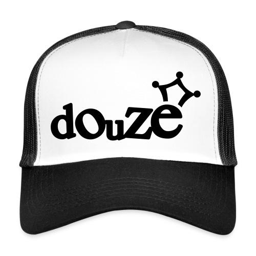 logo_douze - Trucker Cap