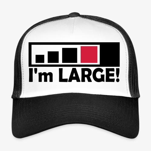 large_geocacher - Trucker Cap