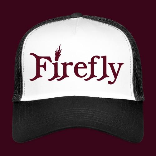 Firefly Schriftzug - Trucker Cap
