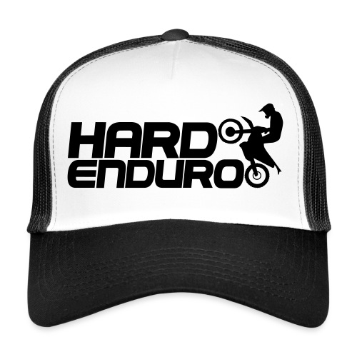 Hard Enduro Biker - Trucker Cap