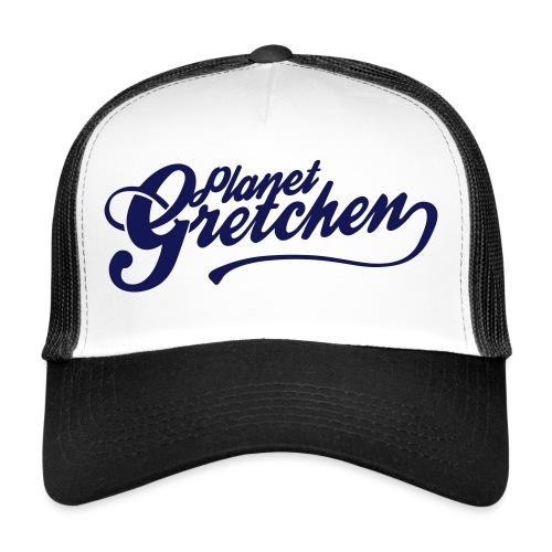Planet Gretchen svart - Trucker Cap