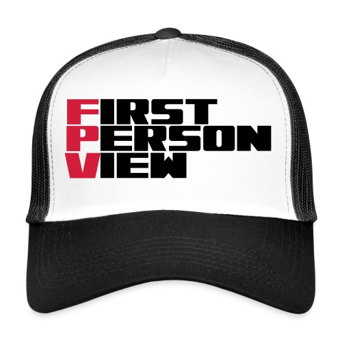 First Person View - Trucker Cap