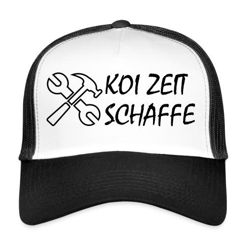 KoiZeit - Schaffe - Trucker Cap