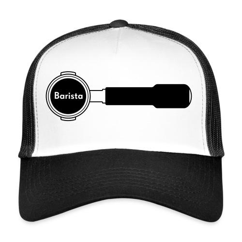 Siebträger Barista horiz - Trucker Cap