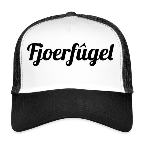 fjoerfugel - Trucker Cap