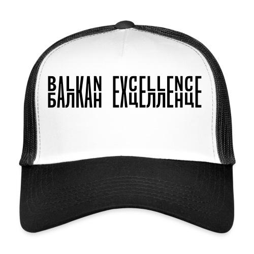 Balkan eXellence horizontal - Trucker Cap