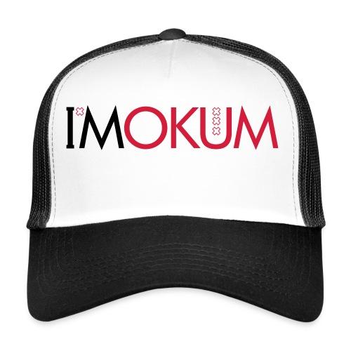I'Mokum, Mokum magazine, Mokum beanie - Trucker Cap