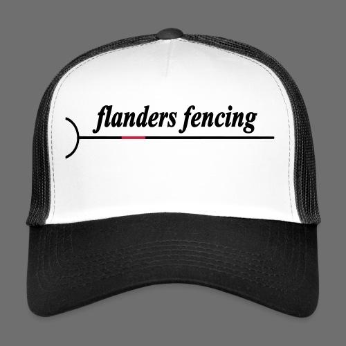 Flanders Fencing - Trucker Cap