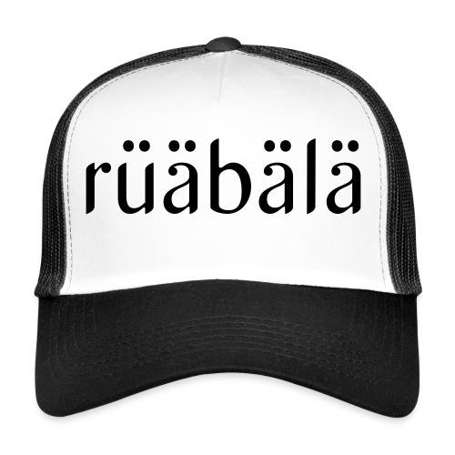rüäbäla - Trucker Cap