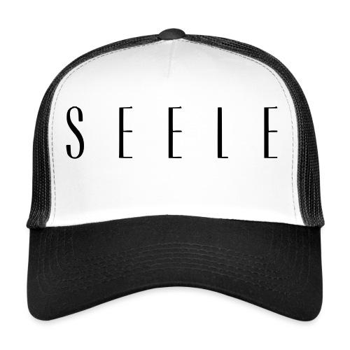 SEELE - Text Cap - Trucker Cap