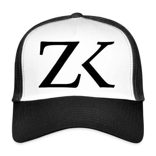 Zahnseidenkampagne Logo 3 - Trucker Cap