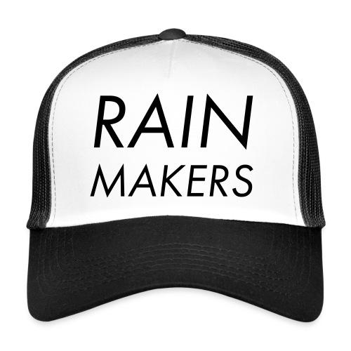 rainmakertext - Trucker Cap