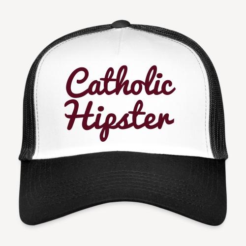 CATHOLIC HIPSTER - Trucker Cap