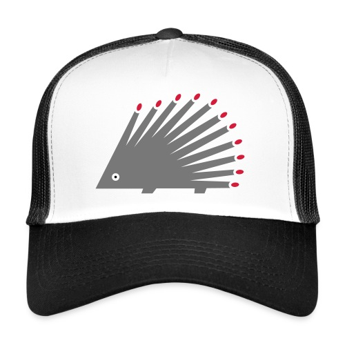 Hedgehog - Trucker Cap