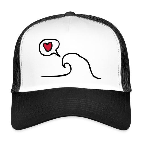 Love Wave - Trucker Cap