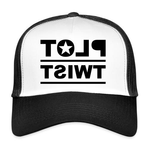 PLOT TWIST - Trucker Cap