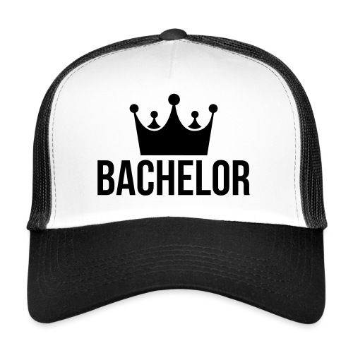bachelor king - Trucker Cap