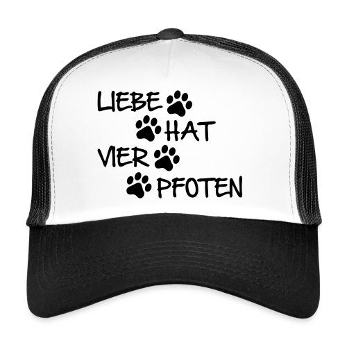 Vorschau: Liebe hat vier Pfoten - Trucker Cap
