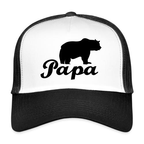 papa beer - Trucker Cap