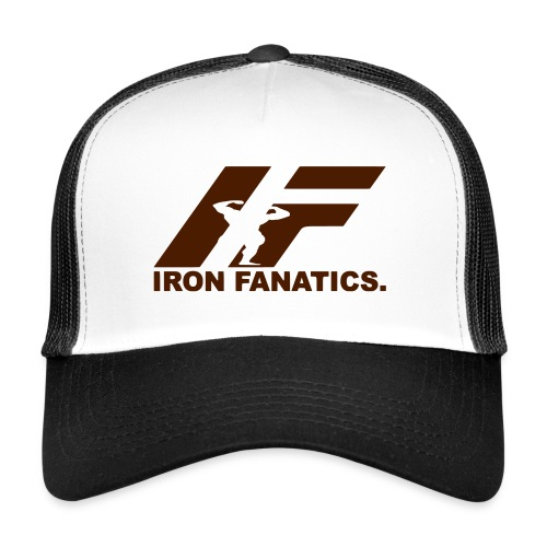 if prototyp ohne streifen mit schrift - Trucker Cap