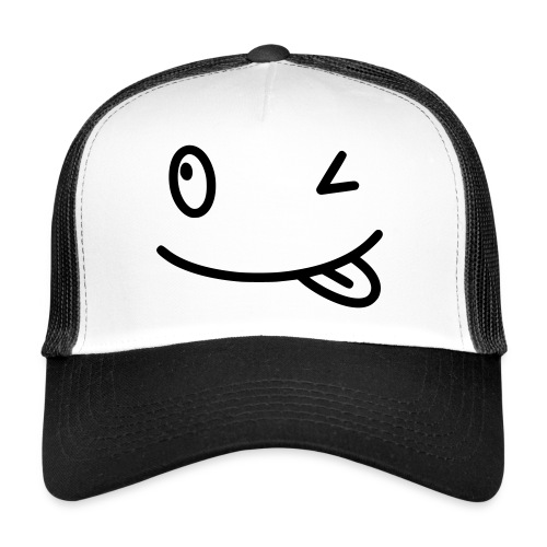 Smiley shirt - Trucker Cap