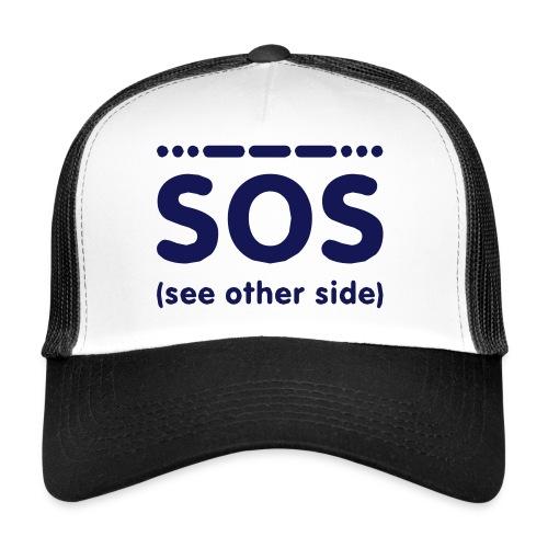 SOS - Trucker Cap