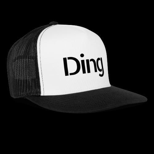 Ding - Trucker Cap