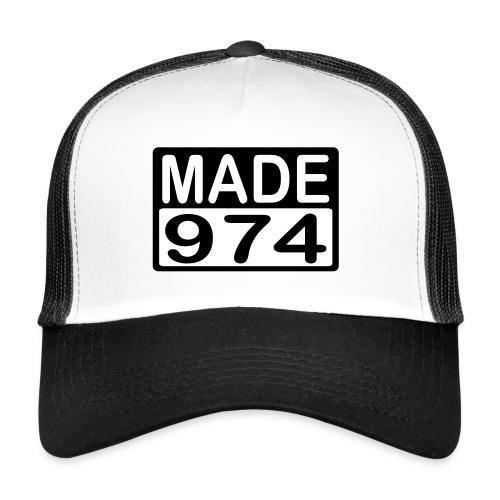 Made 974 - v2 - Trucker Cap