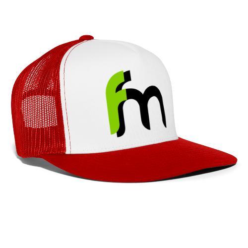 Logo ffm ohne Kreis - Trucker Cap