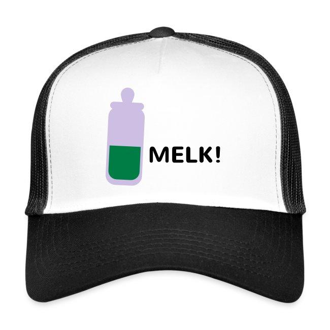 Grappige Rompertjes: Melk